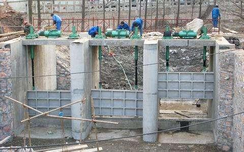 水利工程止水设施的施工