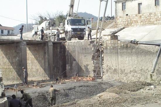 水利水电工程师关于沉陷缝填料的施工