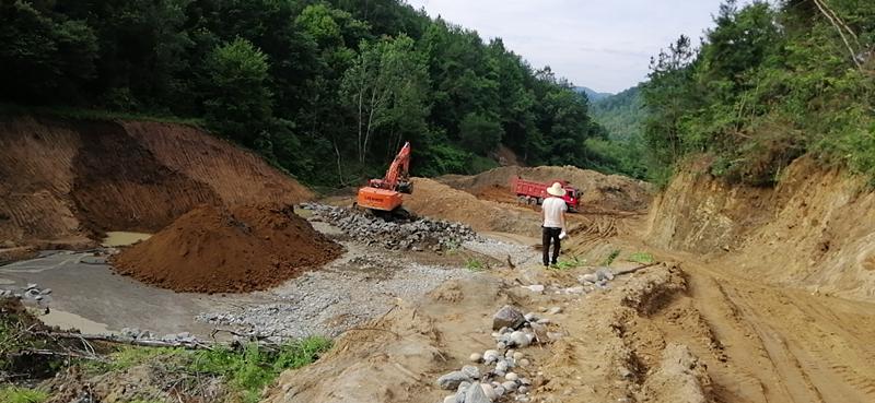 陕西金平矿业有限公司新建饰面用花岗石矿尾渣综合利用项目土地垭排渣场