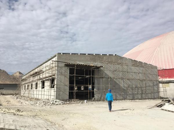 格尔木宏扬环保科技有限公司水泥窑综合利用工业废弃物项目