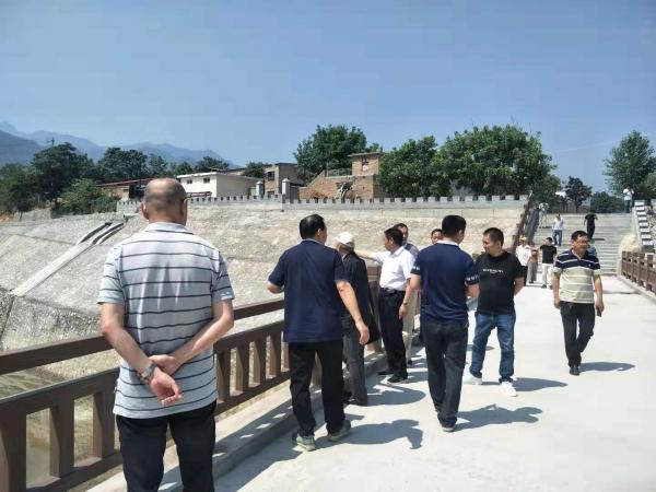 峻峰监理项目鑫源西峪沟尾矿库安全设施变更工程